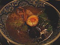 クリスマス島の塩を使った海出汁熟成麺塩味 細麺