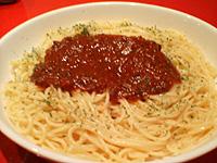 スパゲティハウス ガーリックミート