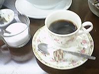常連にならないと出てこないコーヒー