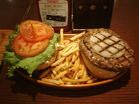 KUA`AINA 1/2LB Hamburger