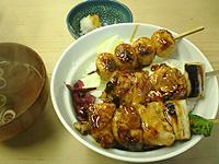 あべちゃん 焼鳥丼