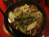 マルガメ製麺所 あさり