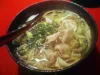マルガメ製麺所 肉