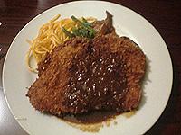 欧風料理 もん 神戸牛のビーフカツレツ
