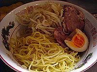 ラーメン虎ノ門店 つけ麺