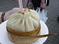 上海小吃人家 湯包