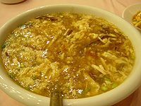 梅龍鎮酒家 酸辣湯