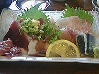 伊豆の地魚 タカラ寿司 伊豆の地魚刺身セット