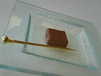 Chocolate Bar & Dining RHAPSODY AOYAMA AMEDEIのチョコレート