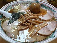 春木屋 大盛チャーシューワンタン麺