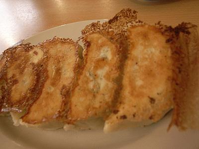 麺's SHOP おぐら屋 餃子