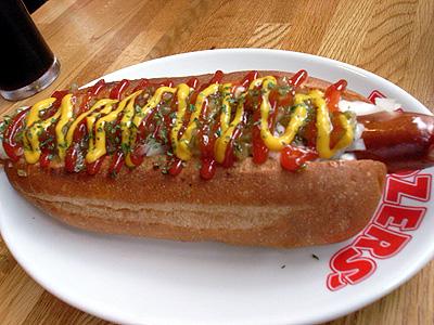 BROZERS' Hot Dog