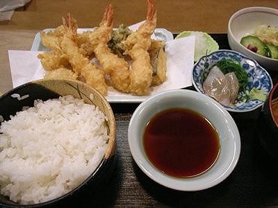 丸中 天ぷら