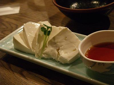 くまげら チーズ豆腐