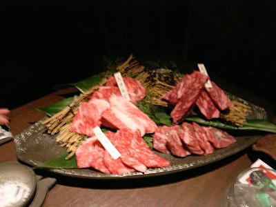 松阪牛焼肉M