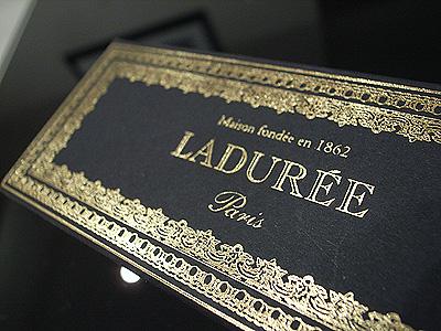LADUREE マカロン