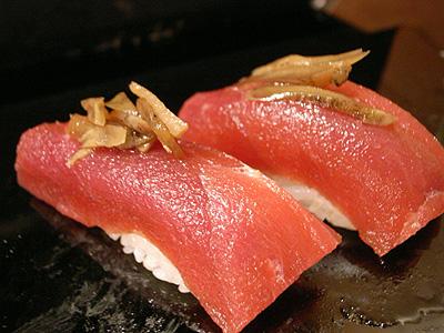 金寿司 づけ