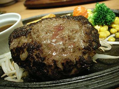 ミート矢澤 黒毛和牛ハンバーグ