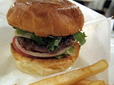 Burger Mania (バーガーマニア) ベビーリーフ&パルミジャーノ