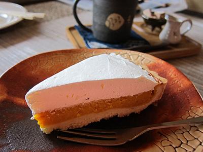 夢や かぼちゃのケーキ