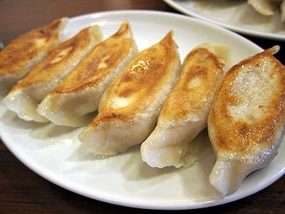 独一処餃子 焼餃子