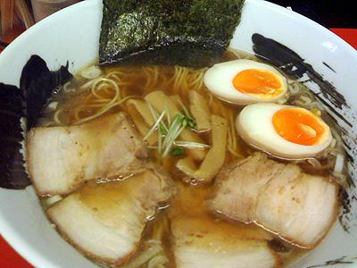 紀和 チャーシュー麺