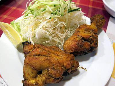 インド料理 デュワン 幕張店 (DEWAN) タンドリーチキン