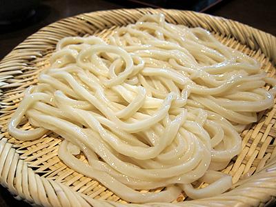 根津 釜竹 ざる太麺
