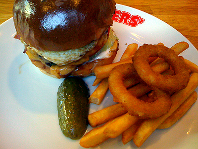 BROZERS' Lot Burger