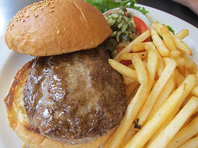 ワンズダイナー 千駄ヶ谷店 (ONE'S DINER) ハンバーガー