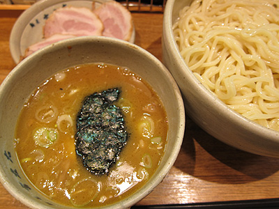 麺屋 吉左右 (めんや きっそう) つけ麺チャーシュー
