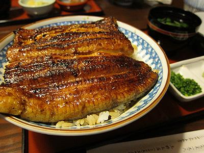 神田きくかわ 日比谷店 (かんだきくかわ) うな丼