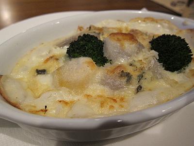 ARBOL(アルボール) 鎌倉里芋とゴルゴンゾーラのチーズグラタン