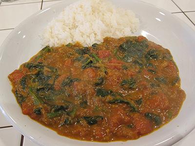 カレーハウス・チリチリ (Curry House TIRI TIRI ) ミックスカレー