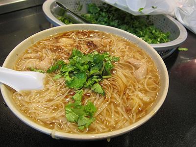 阿宗麺線 大碗