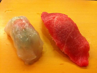 福寿司 トロとふぐ