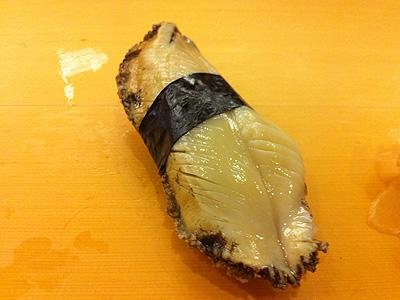福寿司 あわび