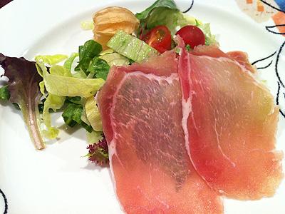 レストラン吾妻 (アヅマ) サラダ