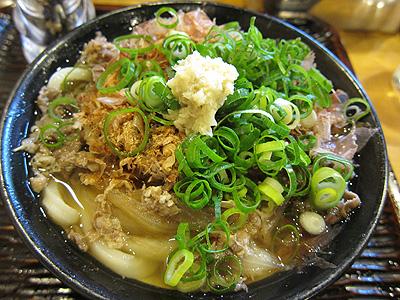 うどん 丸香 (まるか) 肉うどん