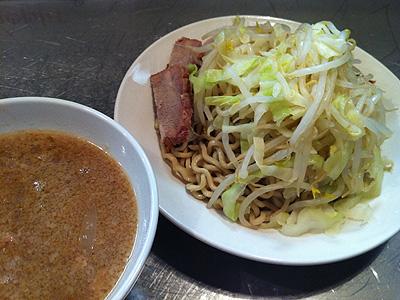 らーめん大 汐留店 つけ麺