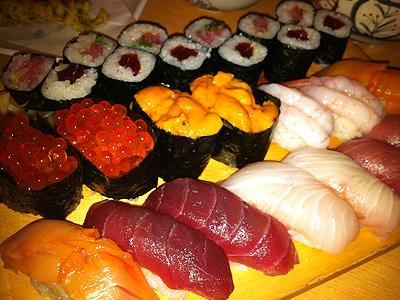 すし居酒屋 松ちゃん (すしいざかや・まっちゃん) 寿司