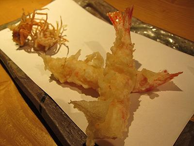 蕎楽亭 (きょうらくてい) 天ぷら