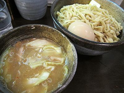 づゅる麺池田 塩つけ麺