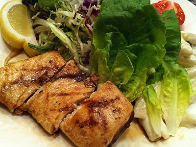久住 (くじゅう) カジキマグロ定食