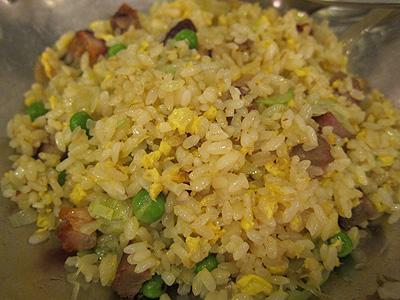 菜香新館 (サイコウシンカン) 五目炒飯