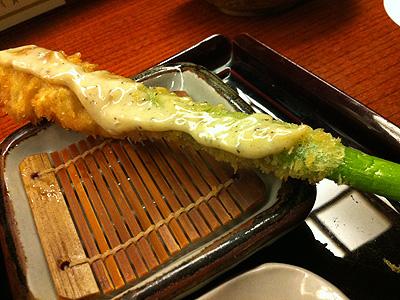 新宿 立吉 (しんじゅくたつきち) 串揚げ