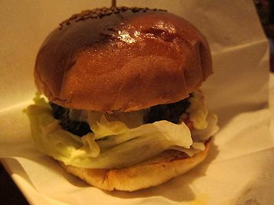 Bar JITAN (バー ジタン) ハンバーガー
