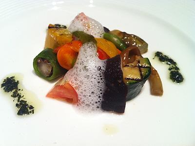 un十 (アンジュウ) 福井の松井さんから取り寄せたお野菜たち