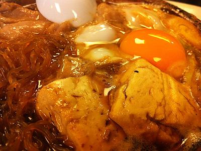 鳥徳 鶏鍋