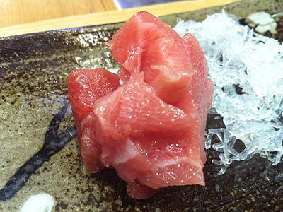 とりで寿司 (とりでずし) 中トロ